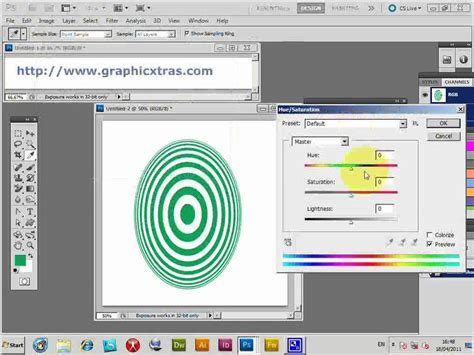 edit pattern color photoshop photoshop shapes how to change the color of a shape in
