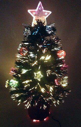 christmas optical fiber trees 32 inches melbourne big w tabletop fiber optic trees