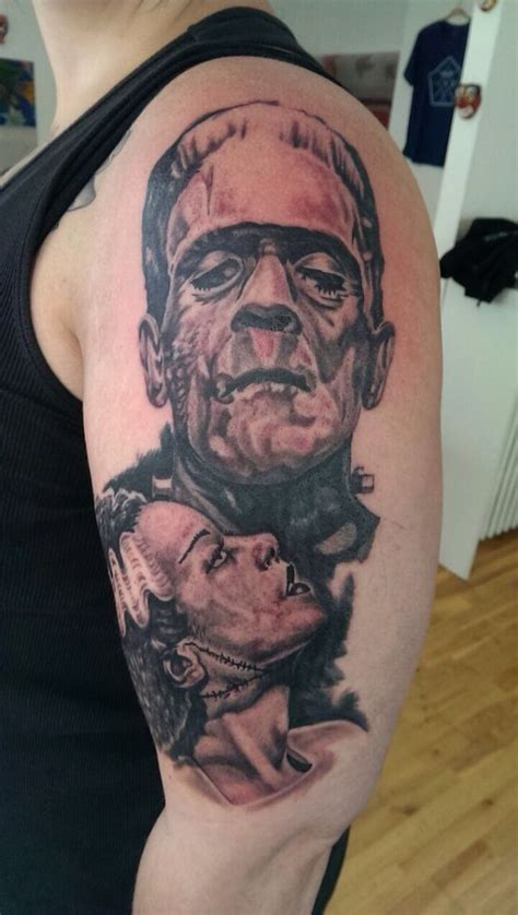 tattoo fixers halloween frankenstein 41 best tattoos images on pinterest body mods cool