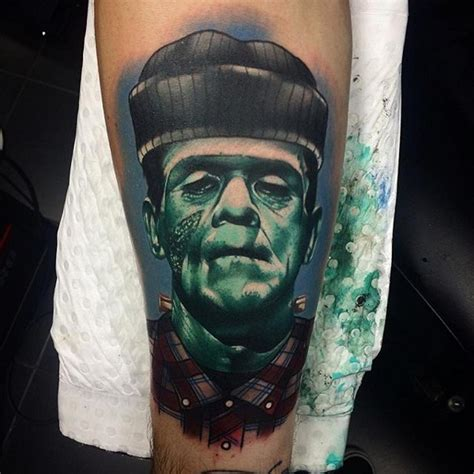 frankenstein tattoo frankenstein tattoos designs ideas and meaning tattoos