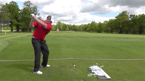 joe miller golf swing joe miller swing driver rear view youtube