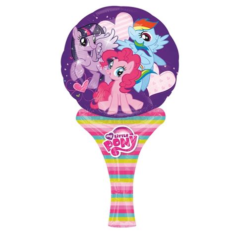 Balon Foil My Pony 1 my pony inflate a balloon free delivery