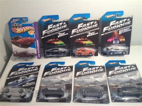 Hotwheels Fast And Furious 2013 wheels fast and furious cars supra skyline charger gtr bird ebay fast