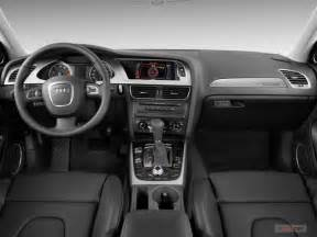 2010 Audi A4 Interior 2010 Audi A4 Wagon Interior U S News World Report