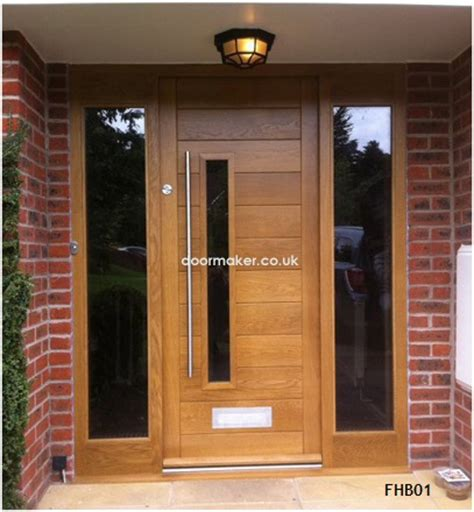 contemporary front doors contemporary front doors oak iroko and other woods