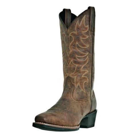 mens boots at walmart laredo western boots mens piomosa cowboy square toe