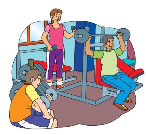imagenes animadas gym los adolescentes y el gimnasio edicion impresa abc color