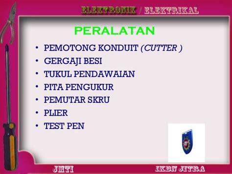 Gergaji Elektrik Malaysia presentation elektrik 1