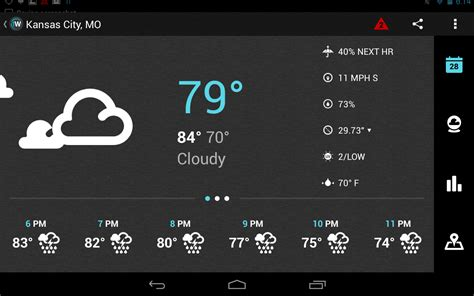 best free android weather widget best android widgets 2016 top and cool android widgets