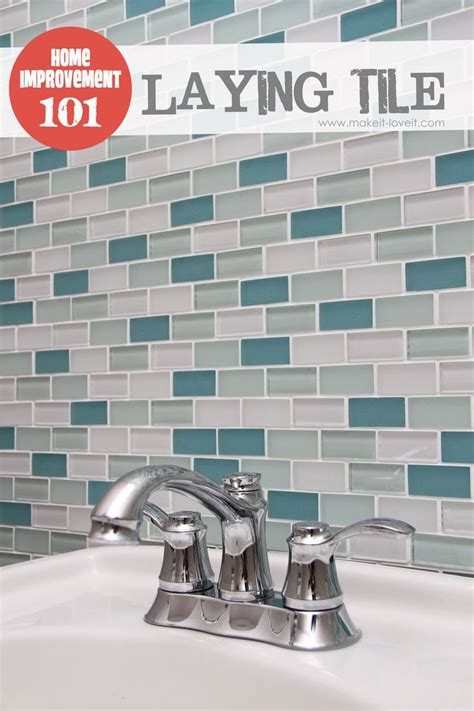 how to lay backsplash tile home improvement laying tile on a fireplace walls or