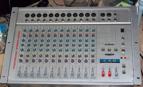Mixer Audio Malang audio mixer csg sound system