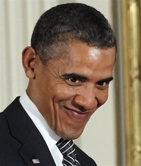 Obama Face Meme - memefrontier com is showing off an amusing image not a