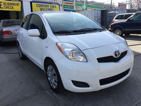 car owners manuals for sale 2009 toyota yaris parking system used 2009 toyota yaris hatchback 3 990 00