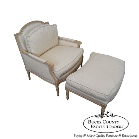 ottomane louis xv heirloom furniture louis xv style bergere chaise