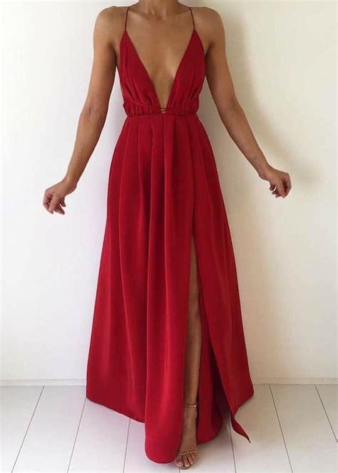 Dres V best 25 v dress ideas on v neck prom