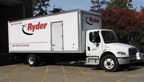 Box Rental Bristol - 10 best moving truck rental companies