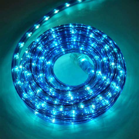 blue rope light 18