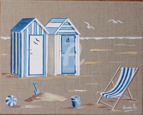 cabines de cabines de plage bleues cabines de plage