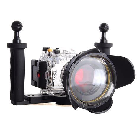 underwater camera housing underwater camera housing