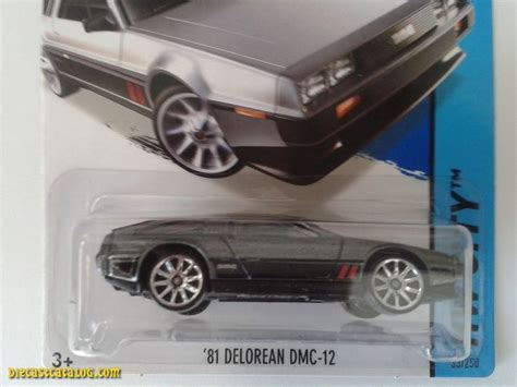 Hw Dmc Delorean 17 best images about delorean dmc 12 on back