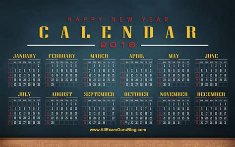 Calendar Background Images 2016 Year Calendar Wallpaper Free 2016 Calendar