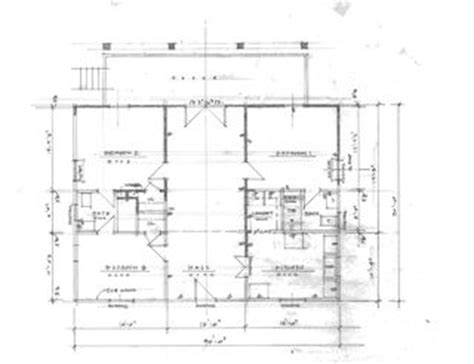 dogtrot floor plans dogtrot house plans southern living popular house plans