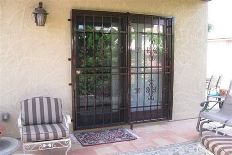 glass door security doors windows sliding glass door security and