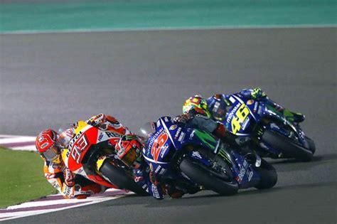 Topi Motogp Marques Olahraga Balap Motor Sport Pria berita seputar motogp bos yamaha perkuat dugaan marquez rival utama bukan vinales
