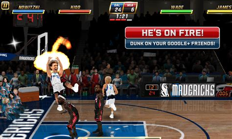 nba jam free for android nba jam by ea sports android apps on play