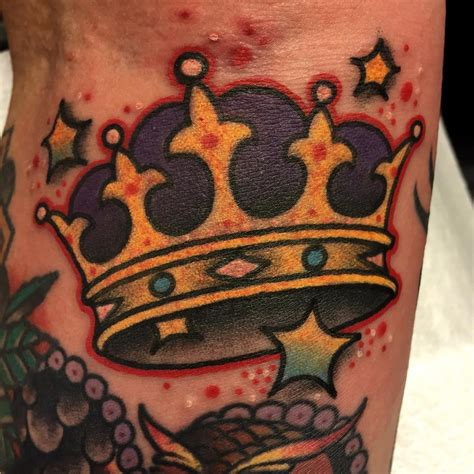 traditional crown tattoo 27 crown designs trends ideas design trends