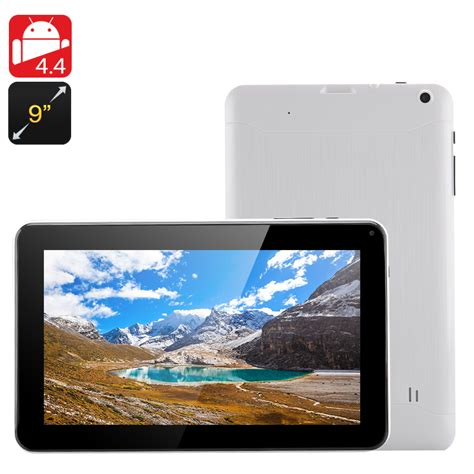 Memory Card Tablet 9 Inch Android 4 4 Tablet Iota 8gb Micro
