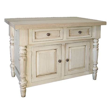french kitchen islands french country butcher block kitchen island french