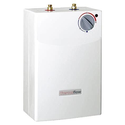 30 Liter Boiler Zum Duschen by Respekta Untertischspeicher Thermoflow Ut 5 Ohne Armatur