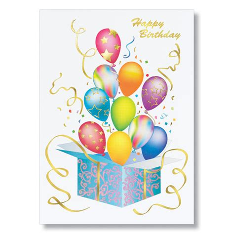 birthday card balloon template bursting balloons birthday cards