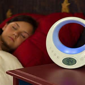 verilux rise and shine serenity wake up light practical graduation gifts for the high or college