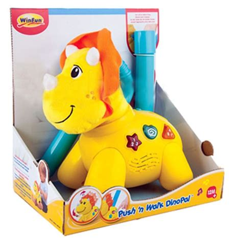 Winfun Press N Go Pets Puppy buy winfun push and walk dino pal at best price in pakistan