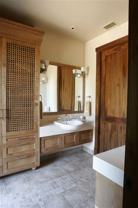 Country Living Bathroom Ideas Wine Country Living Rustic Bathroom San Francisco By Mahoney Architects Interiors