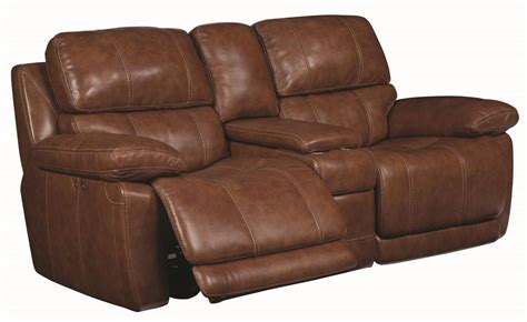 pinnacle power recliner pinnacle power glider console loveseat with evo system