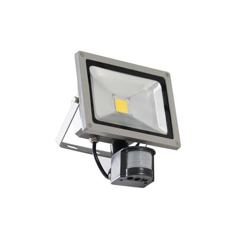 Spot Led Detecteur De Mouvement Exterieur by Projecteur Led Ext 233 Rieur De 10 Watts Avec D 233 Tecteur De