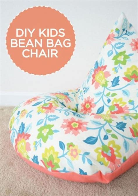 photo bean bag diy diy sew a bean bag chair in 30 minutes 2516797