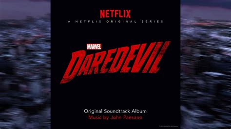 theme music daredevil daredevil main theme soundtrack ost by john paesano