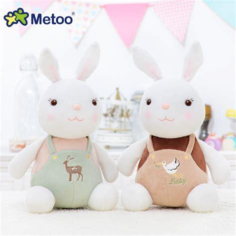 Metoo Tiramitu Angela Metoo Boneka Metoo New Angela Metoo Rabbit aliexpress buy 11 inch plush stuffed small brinquedos baby toys for