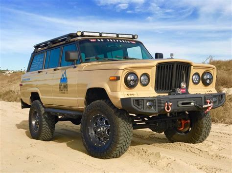 1987 Jeep Grand Wagoneer Sema For Sale