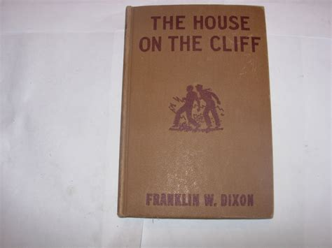 vintage hardy boys mystery book no 5hunting for vintage hardy boys book the house on the cliff