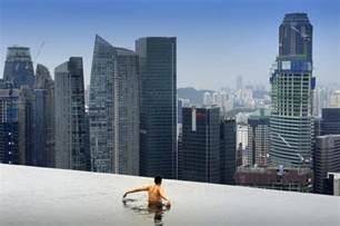 Infinity Pool Singapore World Visits Things To Do In Marina Bay Sands Resorts In
