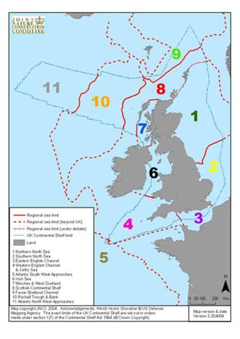 United Kingdom Continental Shelf by Sea Uk