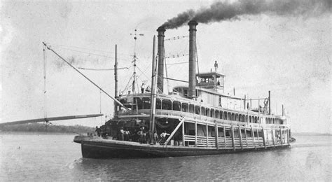 steamboat invention steamboats online museum dave thomson wing