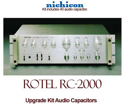 capacitor kit hs code rotel rc 2000 upgrade kit audio capacitors