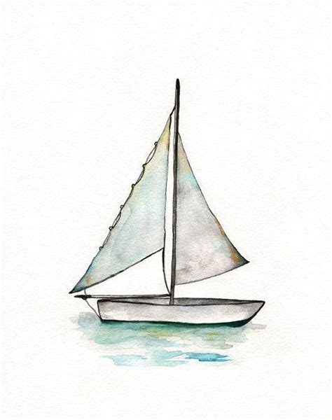 boat drawing for children s best 25 sailboat drawing ideas on pinterest