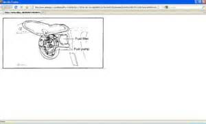 2003 Hyundai Elantra Fuel Filter 2001 Hyundai Elantra Fuel Filter Location Engine
